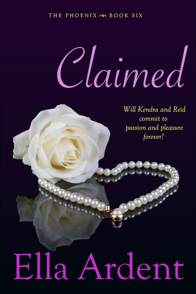 Claimed, book six of the Plume series by Ella Ardent