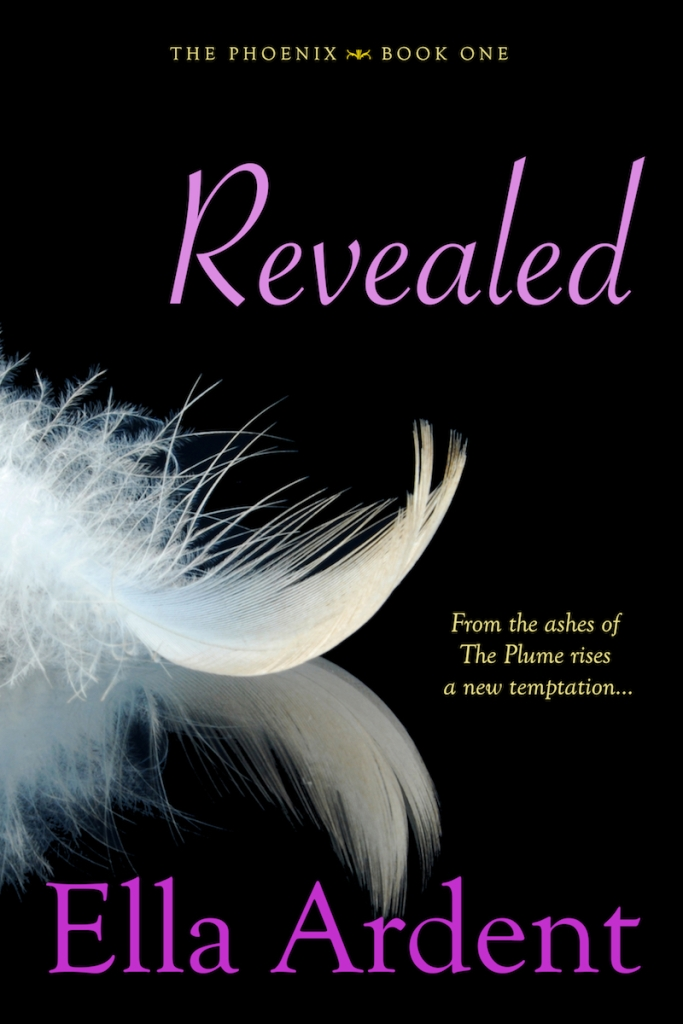 Revealed, book one of the Plume series by Ella Ardent